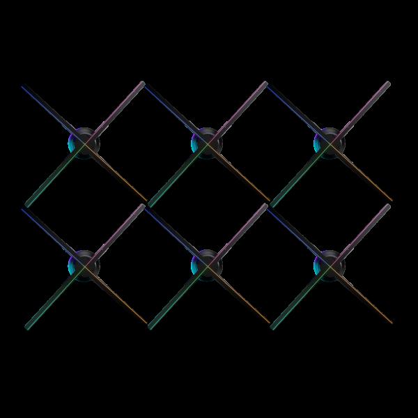 Hypervsn Wall – 2×3 Wall